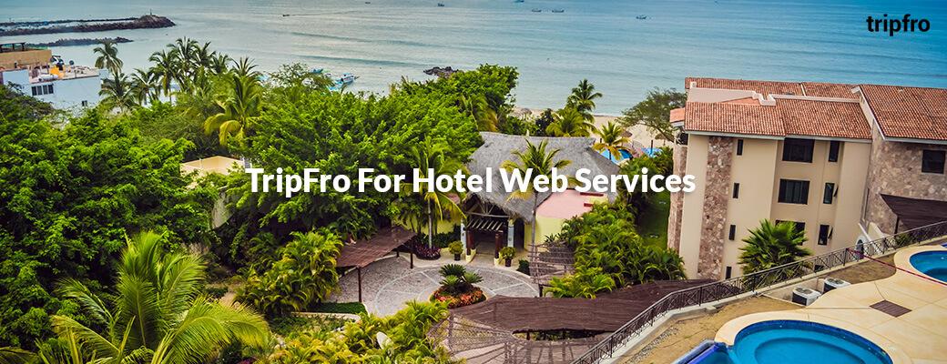 Hotel-web-services